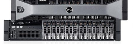 восстановленный сервер